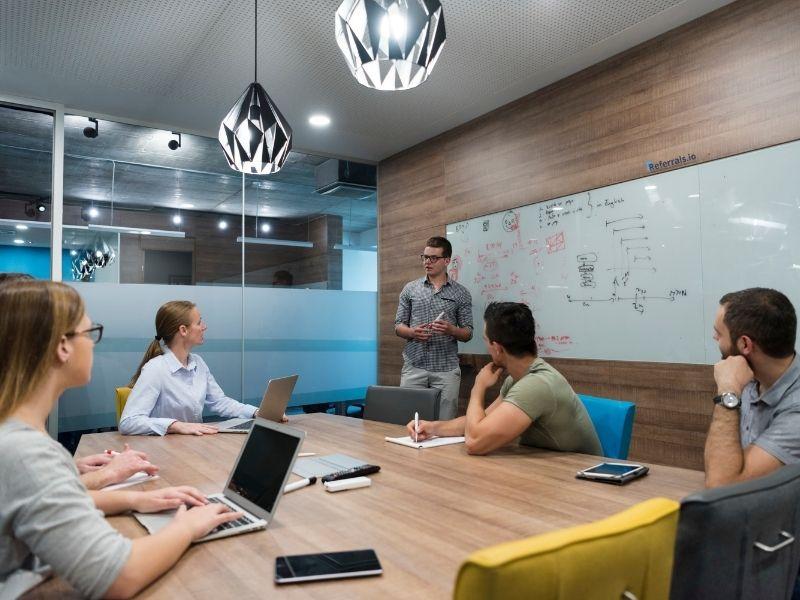 real estate agent referrals - partner team